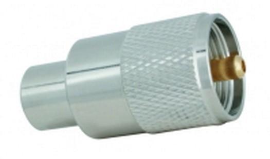 UHF/PL-Stecker für Aircell 7 Standard