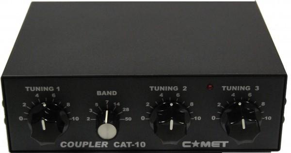Comet CAT-10 10 Watt QRP Antennentuner für Kurzwelle