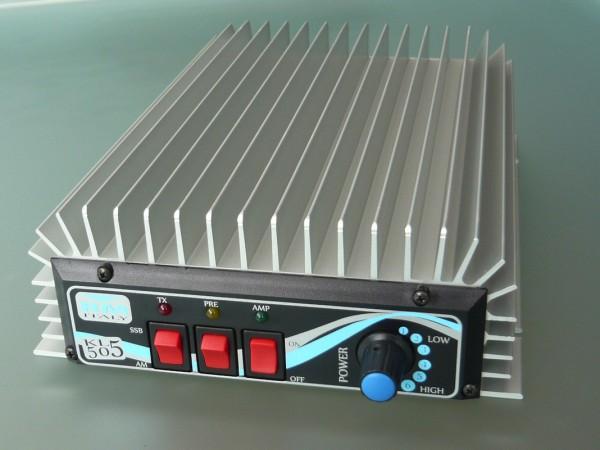 RM Italy KL-505 230Watt Sendeleistungsverstärker 1,8-30MHz