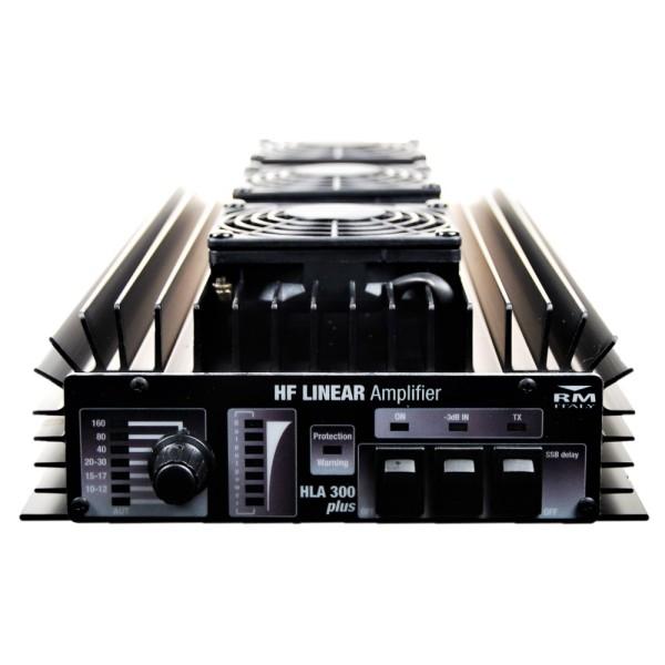 RM Italy HLA-300V-BLACK HF Endstufe 300W mit Ventilator für 1,5-30 MHz-