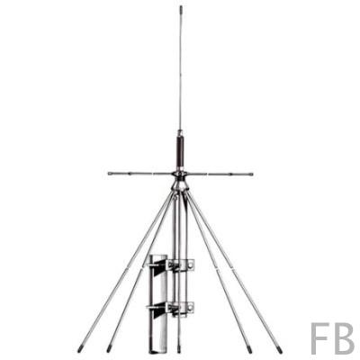 Diamond D-130J Discone Stationsantenne 25-1300 MHz PL-Buchse