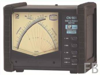 Daiwa CN-901HP SWR / Watt-Meter für 1,8 bis 200 MHz - neue Version
