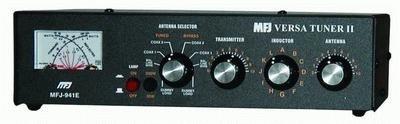 MFJ-941E manueller Antennentuner mit 1:1 Balun