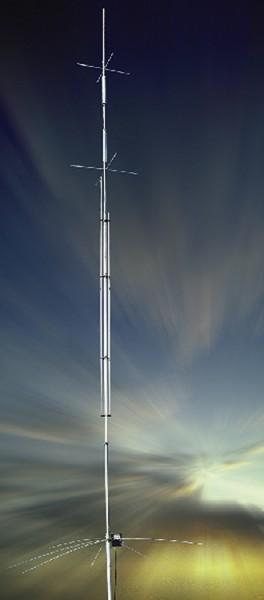 Cushcraft R8 Vertikalantenne für 6,10,12,15,17,20,30 und 40m