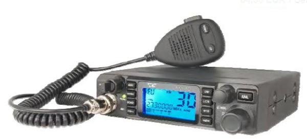 Team MX-10 Multinorm AM/FM 4 Watt CB-Mobilgerät 12/24 Volt