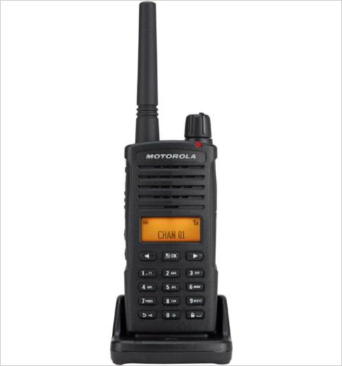 Motorola XT-660D IP55 PMR-446 Handfunkgerät