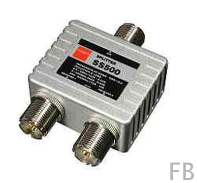 Diamond SS-500 Splitter und Combiner für Empfänger