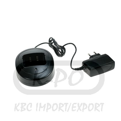 K-PO Panther CRG-01 Quick Desk Charger mit AC Adapter
